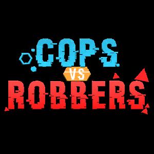 Cops vs Robbers square logo